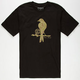 CALI'S FINEST Da Bird Mens T-Shirt