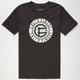 CALI'S FINEST ID Mens T-Shirt