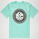 CALI'S FINEST Surf Patch Mens T-Shirt