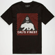 CALI'S FINEST Gold State Mens T-Shirt