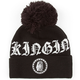 LAST KINGS Shots Pom Beanie