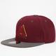 OFFICIAL All Hail Burg Mens Strapback Hat