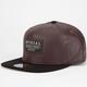OFFICIAL Burg Ostrich Mens Strapback Hat
