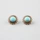 FULL TILT Turquoise Stone Earrings