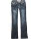 HYDRAULIC Premium Womens Bootcut Jeans- Dark Vintage
