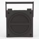 IHOME iBN4 Wireless Rechargable Boombox