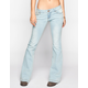 CELEBIRTY PINK Womens Flare Jeans