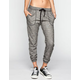 FULL TILT Marled French Terry Womens Jogger Pants