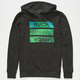 RVCA Spray Booth Bars Boys Hoodie