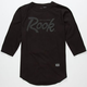 ROOK Team Mens Baseball Tee