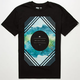 QUIKSILVER Magic Planet Mens T-Shirt