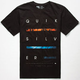 QUIKSILVER Stacks On Mens T-Shirt