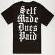 FAMOUS STARS & STRAPS Wessman Self Made Mens T-Shirt