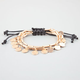 FULL TILT 3 Row Disc Bracelet