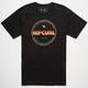 RIP CURL Cast Mens T-Shirt
