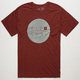 RIP CURL Estate Heather Mens T-Shirt