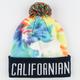 OFFICIAL Trippy Cali Pom Beanie