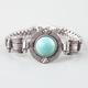 FULL TILT Boho Turquoise Stone Bracelet