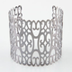FULL TILT Filigree Cutout Arm Cuff