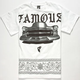 FAMOUS STARS & STRAPS Caddy Views Mens T-Shirt