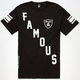 FAMOUS STARS & STRAPS Divisional Mens T-Shirt