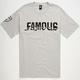 FAMOUS STARS & STRAPS Coliseum Mens T-Shirt