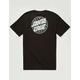 SANTA CRUZ Paisley Dot Mens T-Shirt