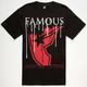 FAMOUS STARS & STRAPS Down Pour Mens T-Shirt