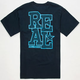 REAL SKATEBOARDS Lock Down 2 Mens T-Shirt