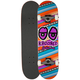 KROOKED Serapeyes Dos Large Full Complete Skateboard