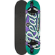 REAL SKATEBOARDS Script League Large Full Complete Skateboard