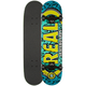 REAL SKATEBOARDS Ooze Oval Small Full Complete Skateboard