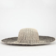 Ombre Womens Floppy Hat