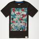 LEVI'S Floral Boys T-Shirt