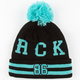 YOUNG & RECKLESS Patch Palm Beanie