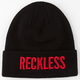 YOUNG & RECKLESS Reckless Beanie
