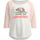 BILLABONG California Rules Girls Baseball Tee