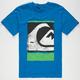 QUIKSILVER Caption Mens T-Shirt