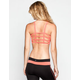 FULL TILT SPORT Cage Back Sports Bra