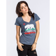 BILLABONG Ecstatic State Womens Tee