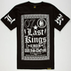 LAST KINGS Melrose Mens T-Shirt