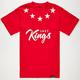 LAST KINGS Kings Mens T-Shirt