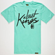 LAST KINGS Tag Mens T-Shirt