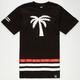 BLVD Tree Lines Mens T-Shirt