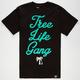 BLVD Tree Life Gang Mens T-Shirt