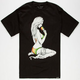 ROOK Rasta Girl Mens T-Shirt
