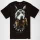 ROOK Doberman Crown Mens T-Shirt