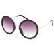 FULL TILT Yoko Round Sunglasses