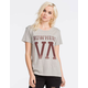 RVCA Nowhere Womens T-Shirt