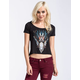 ELEMENT Night Sky Womens Crop Tee